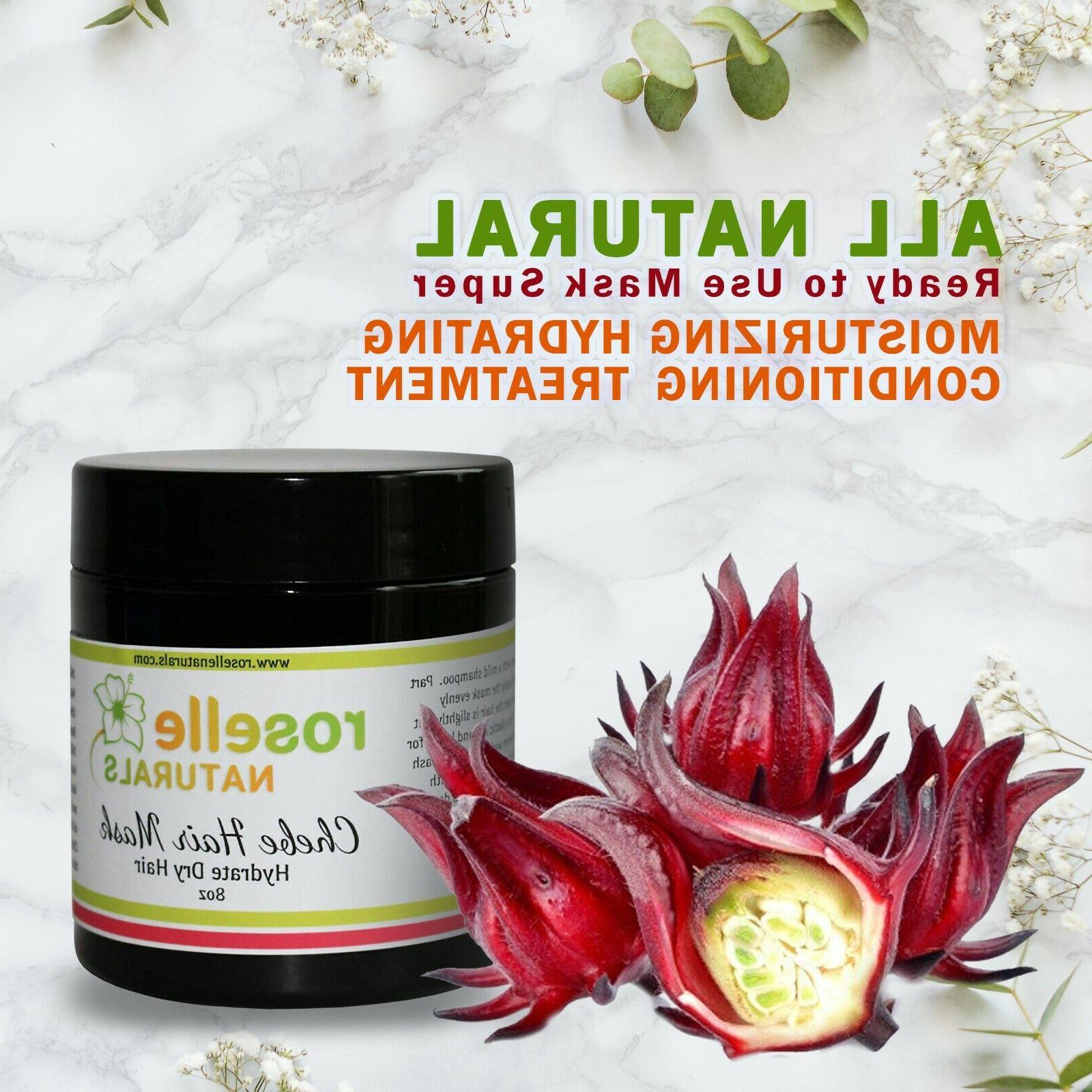 Chebe Mask All Natural Treatment