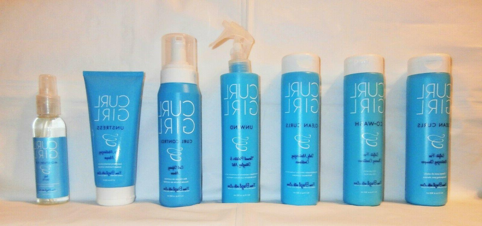 curl girl hair care styling products 1