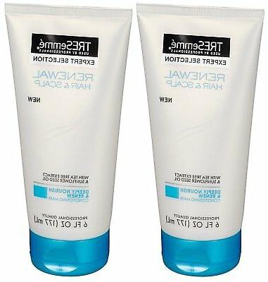 TRESemme Expert Selection Conditioning Mask, Renewal Hair &