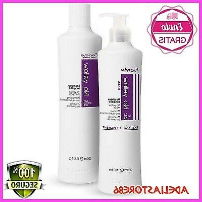 fanola no yellow shampoo and conditioner mask