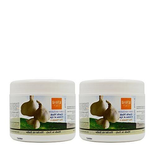 garlic hair mask plus vitamin