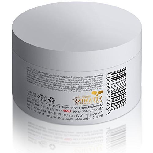 Deep Conditioner Mask - Thick Hair - Long Lasting Conditioning