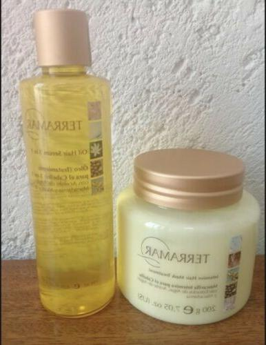 KIT ITEMS HAIR AND INTENSIVE in 1