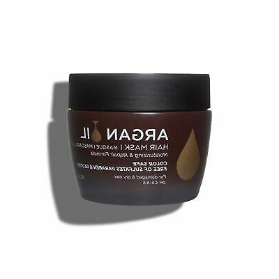 luseta arganl oil hair mask