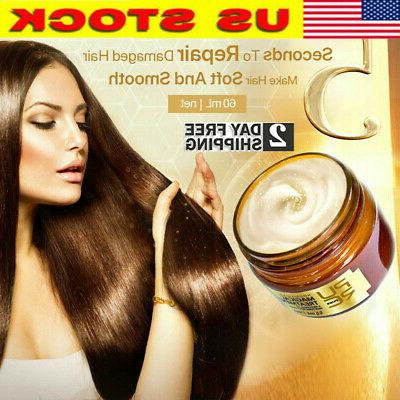 magical ceratin hair treatment mask 5 seconds