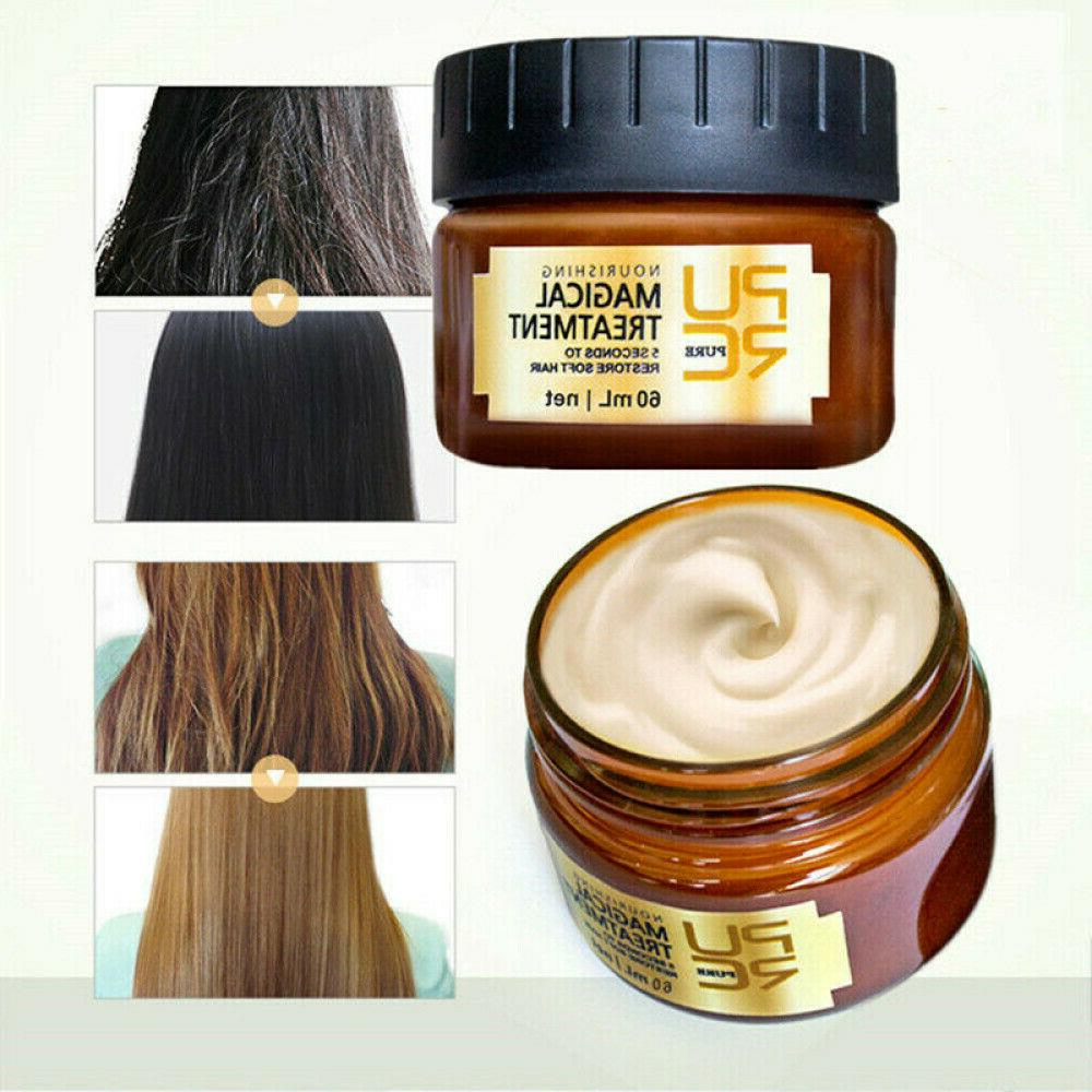 PURC Magic Hair Repair Damage Restore Hair