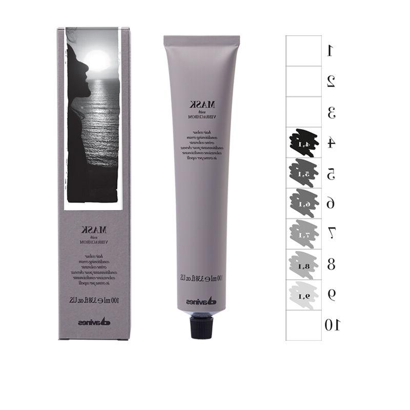 mask w vibrachrom hair color conditioning cream