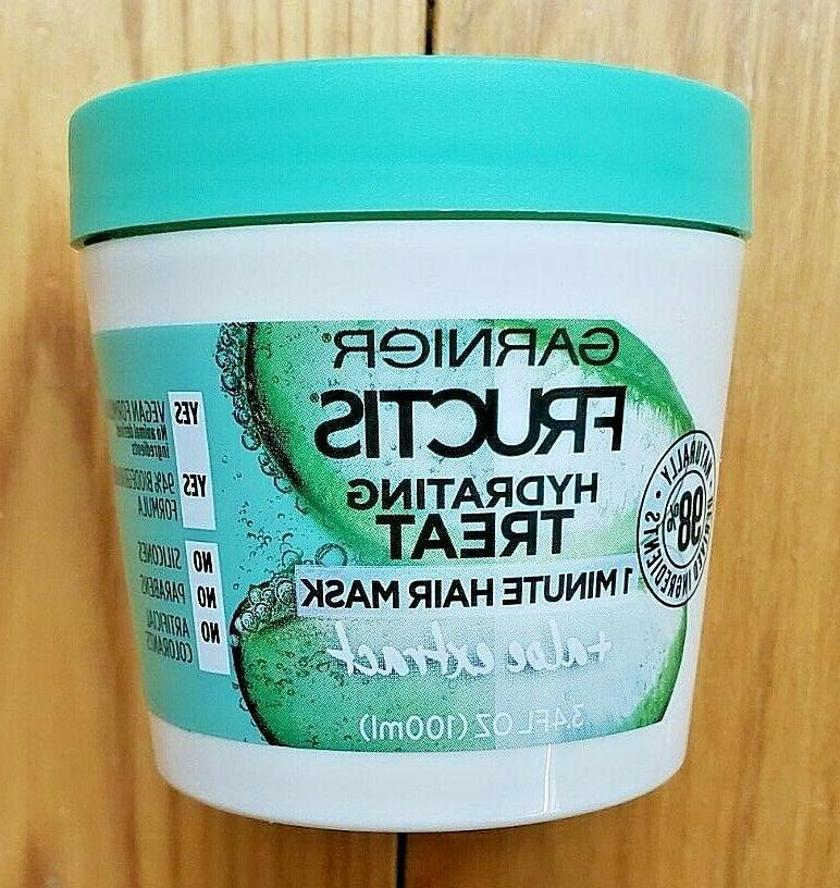 new fructis hydrating treat 1 minute hair