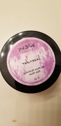 New WEN Lavender Re-Moist Intensive Hair Treatment Mask by C