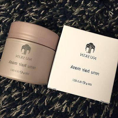 nu skin nuskin renu hair mask deep