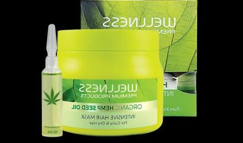 Wellness Products Hair Mask