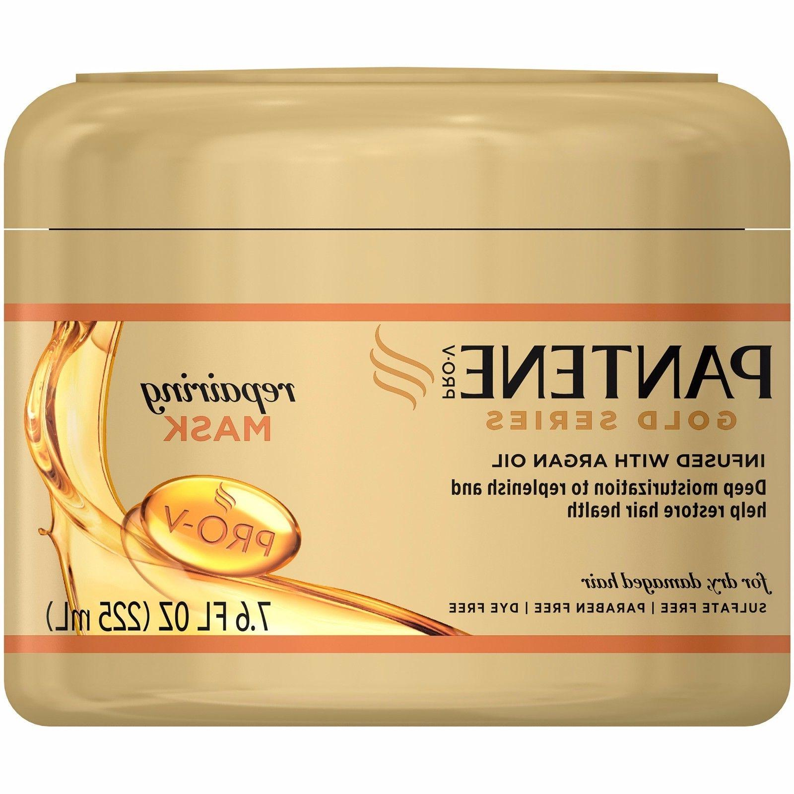 pro v gold series repairing mask 7