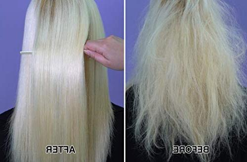 SILKESQUE Treatment for Damaged Hair, Intensive K Cream and like Silk