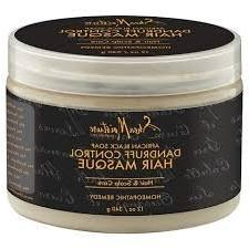 sheamoisture african black soap dandruff