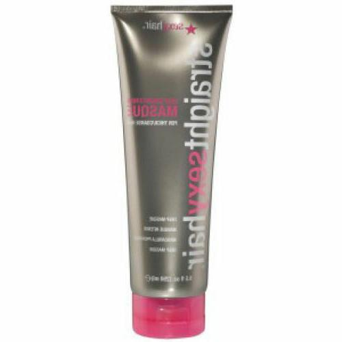 straight deep conditioning masque thick