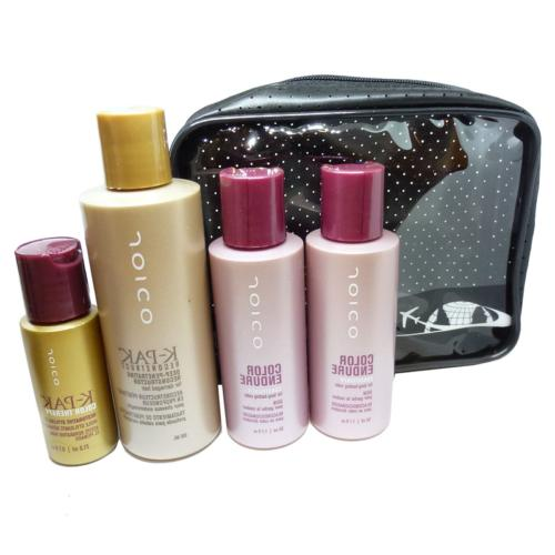 travel care set colored damaged hair conditioner