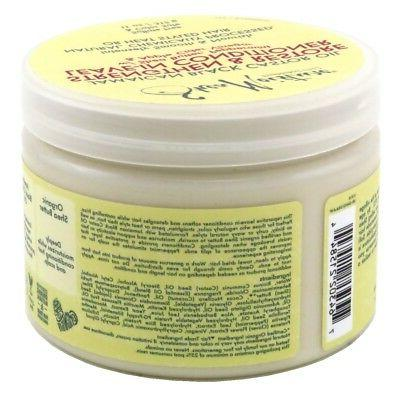 Exotic Marula Oil Silky Smooth Deep Conditioning Hair Mask A