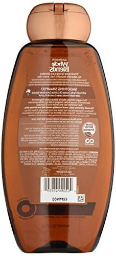 Garnier Shampoo with Coconut & Cocoa Butter Extracts, fl. oz.