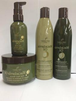 Hair Chemist Macadamia Revitalizing Combo: Shampoo+Condition