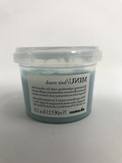 minu hair mask 2 5 oz