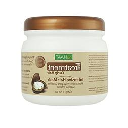 Nunaat Naat Treatment Intensive Mask, Cupuacu/Keratin, 17.6