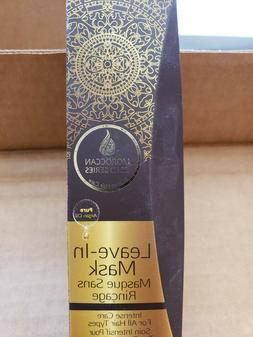 NEW *NIB* Moroccan Gold Series Leave-In Hair Mask intense ca