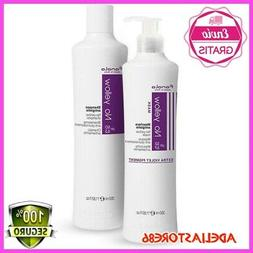 Fanola No Yellow Shampoo,And Conditioner Mask 350 Ml Hair Ca