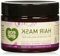 Organic Vegan Hair Mask for Strong Healthy Colored & Repairs