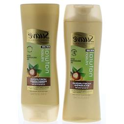 Suave Professionals Shampoo and Conditioner, Natural Infusio