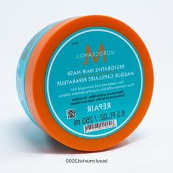 Moroccanoil Restorative Hair Mask 8.5oz  **NEW, FRESH and FR