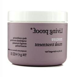 Living Proof Restore Mask Treatment for Unisex, 4 Ounce