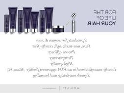 .99 CENT SALE MONAT HEALTHY HAIR & SKIN PRODUCTS SAMPLES TBY