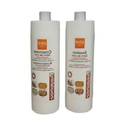 Alter Ego Semi di Lino 33.8 Oz Shampoo and Conditioner Set G