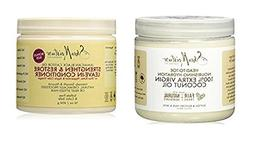 SheaMoisture Hair Skin Complete Softening Set – Includes J
