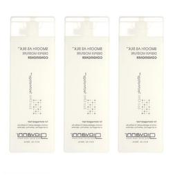 3x Giovanni Smooth As Silk Deeper Moisture Conditioner Damag