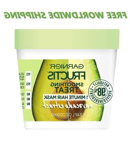 Garnier Smoothing Treat 1 Minute Hair Mask Avocado Extract W