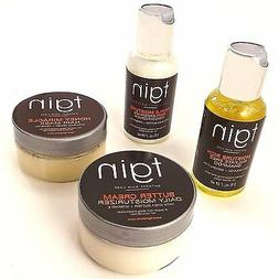 tgin Moist Collection, Sample Pack for Natural Hair, 2 oz.
