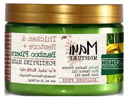 Maui Moisture Thicken and Restore Plus Bamboo Fiber Fortifyi