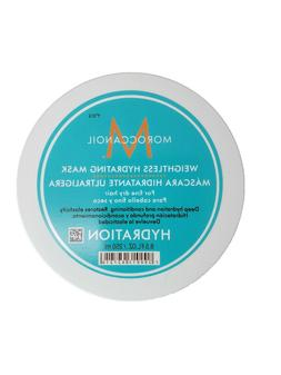 Moroccanoil Weightless Hydrating Mask 8.5 oz. new