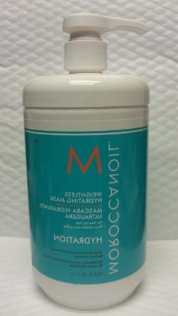 Moroccanoil Weightless Hydrating Mask 33.8 oz