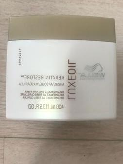 wella luxe oil keratin restore mask reconstructs