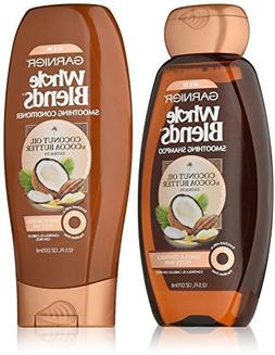 Garnier Whole Blends Coconut Cocoa Butter Shampoo and Condit