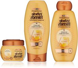 Garnier Honey Propolis Royal Jelly Shampoo Conditioner Hair